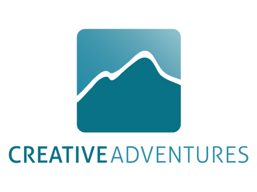 Creative Adventures – Logotyp & Grafisk Identitet