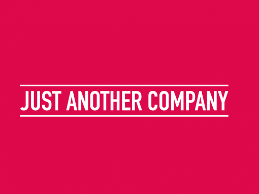 Just Another Company – Logotyp