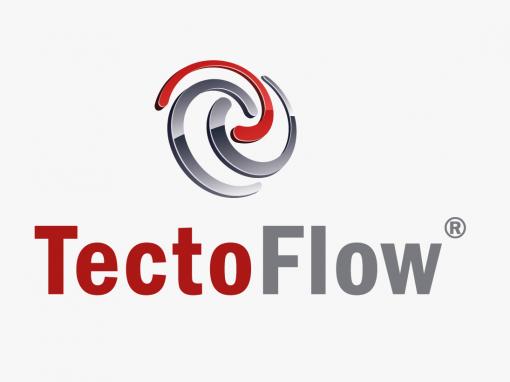 Tecto Flow- Logotyp & Grafisk identitet