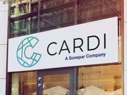 Cardi – Logotyp & Grafisk identitet