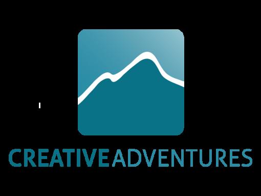 Creative Adventures – Logotyp & Grafisk Identitet