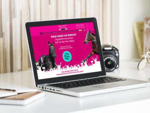 Elitloppet – Digital kampanj