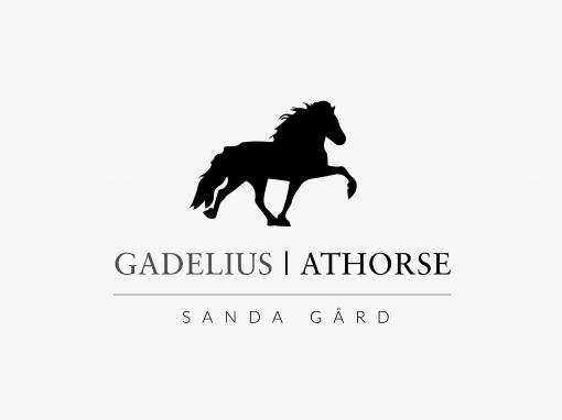 Gadelius Athorse – Logotyp